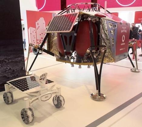 지구·달 LTE로 通한다…달에 기지국 건설