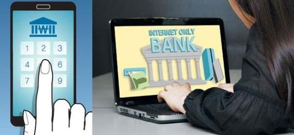 IT인력만 늘렸다...인터넷은행·모바일뱅킹 대응