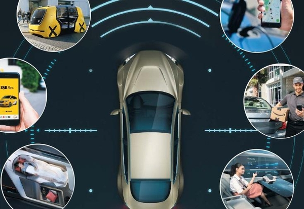 [Future Mobility] 자동차는 이제 제조업치 아니다