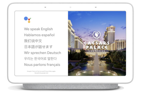 "[CES 2019] 27개 언어 통역에 항공수속 절차까지 ""구글 어시스턴트 생태계 확장"""