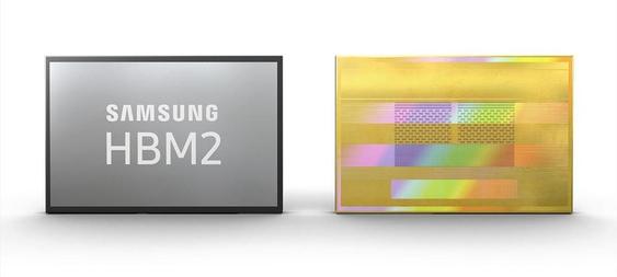 삼성전자, 차세대 슈퍼컴용 고성능 메모리 'HBM2E' 선봬