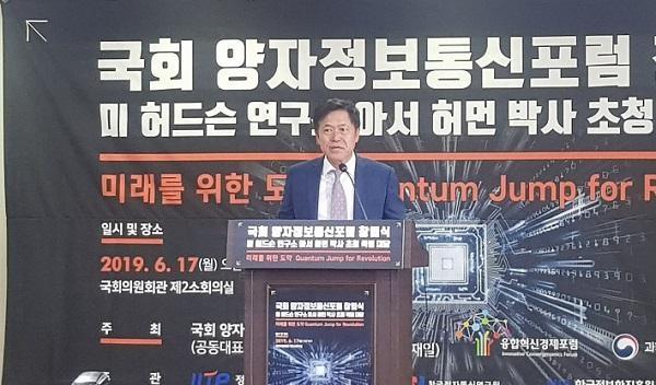 """IDQ 中 지분 어떡하나요?""…좌중 웃음바다에도 진지했던 박정호 사장"