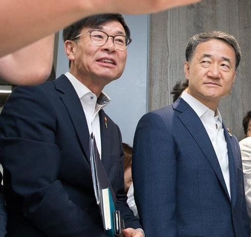 """김상조 """"복지부 장관 앞에서 게임 얘기 맙시다"""""""