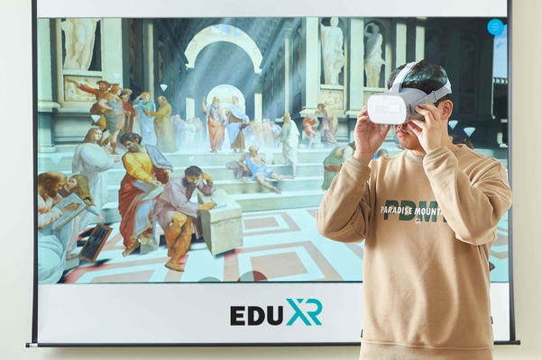 종이책 넘어 AR·VR에 뛰어든 천재교육, KT에 실감 콘텐츠 제공